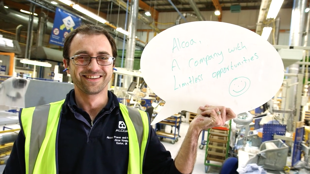 Alcoa Employee Engagement Film