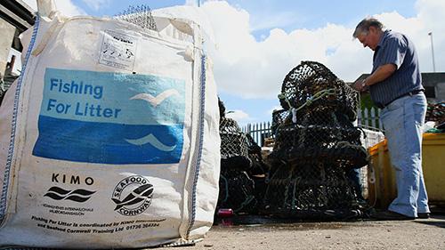 Fishing For Litter Information Film