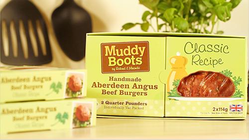 Muddy Boots Video Recipe