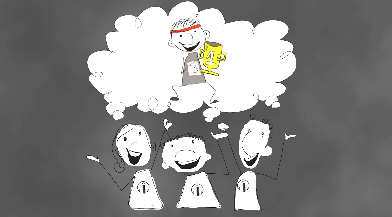 Internal communications animated video