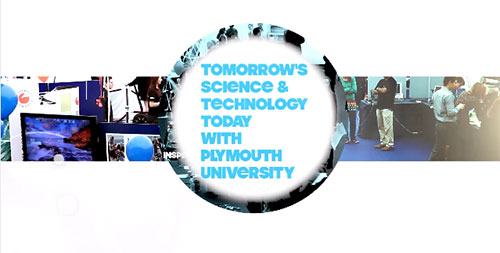 Plymouth Uni Schools Event
