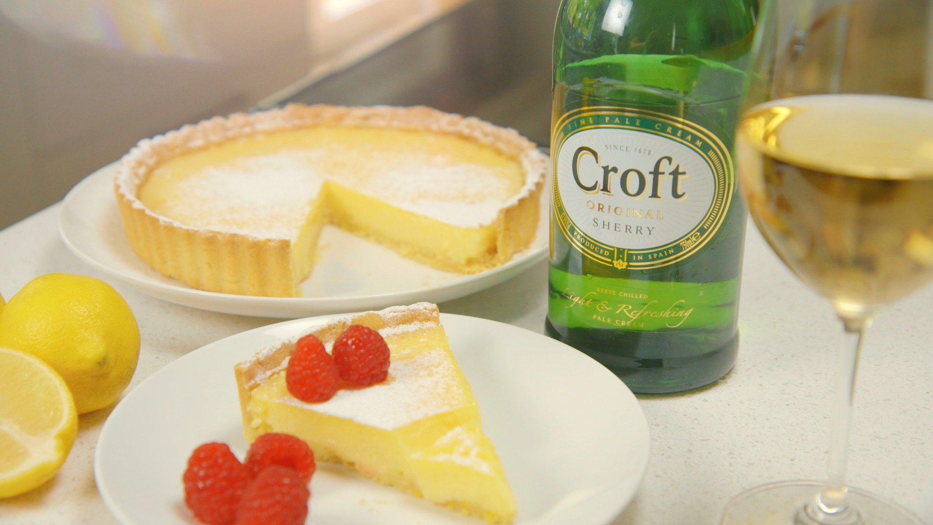 Croft Lemon Tart